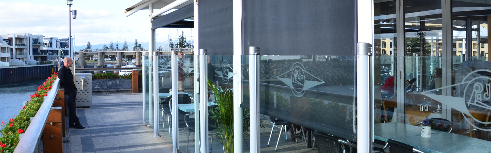 Commercial Blinds | Commercial Outdoor Blinds Adelaide