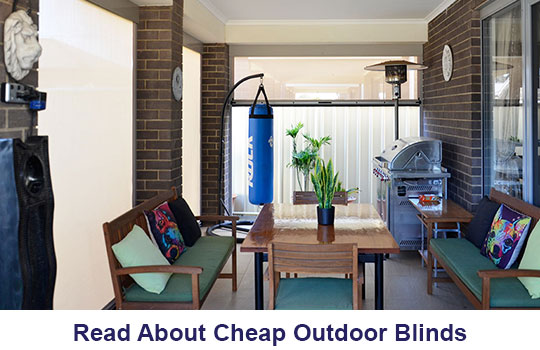 Cheap Outdoor Blinds Adelaide