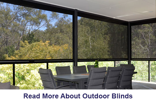 Quality Outdoor Blinds Adelaide