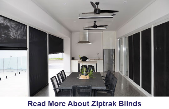 Ziptrak Blinds Adelaide