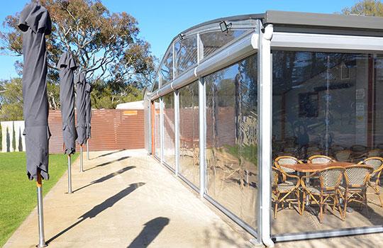 Outdoor Blinds Adelaide | Outdoor Pelmets