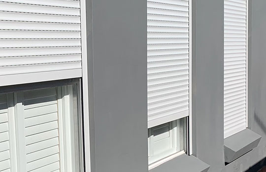 Features Of Roller Shutters