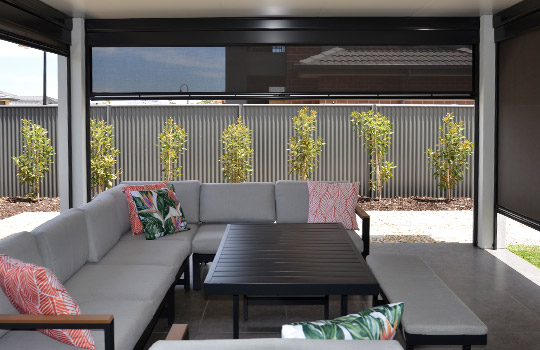 Alfresco Blinds Blakeview | Outdoor Blinds Blakeview
