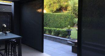 Outdoor Environshade Blinds Ovingham