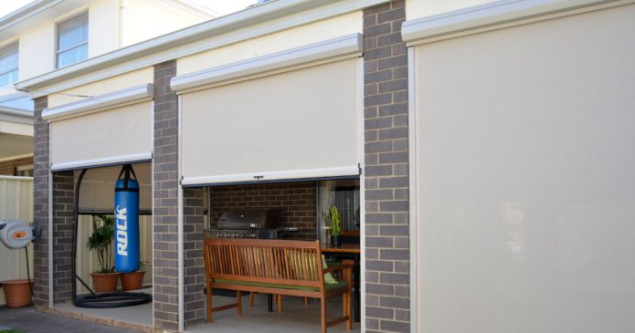Outdoor Blinds | Alfresco Blinds | Ziptrak Blinds | Klemzig