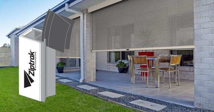 Ziptrak Outdoor Blinds Adelaide | Inviron Blinds Adelaide