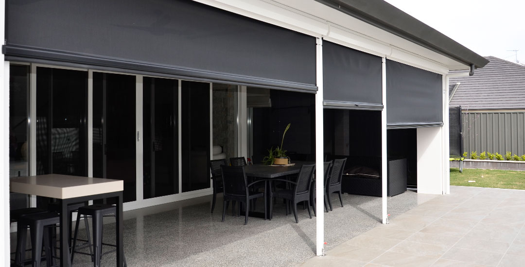 Custom Made Outdoor Blinds | Alfresco Blinds Tranmere