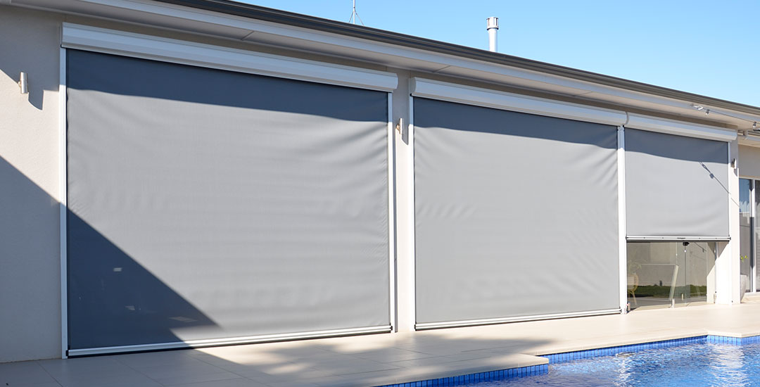 Motorised Outdoor Blinds Adelaide | Alfresco Blinds Adelaide