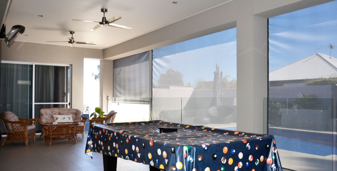 Infrared Heaters | Ceiling Fans | Inviron Blinds Adelaide