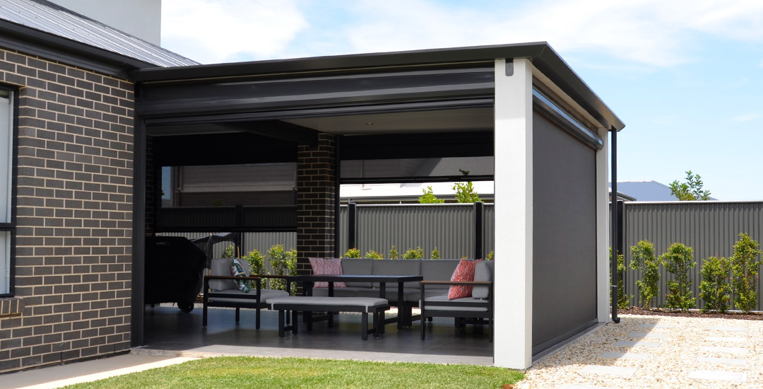 Custom Made Outdoor Blinds Adelaide | Inviron Blinds Adelaide