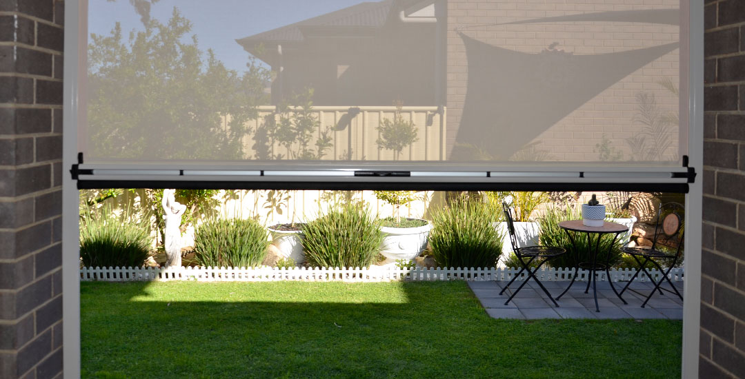 Track Guided Ziptrak Blinds Adelaide | Outdoor Blinds Adelaide