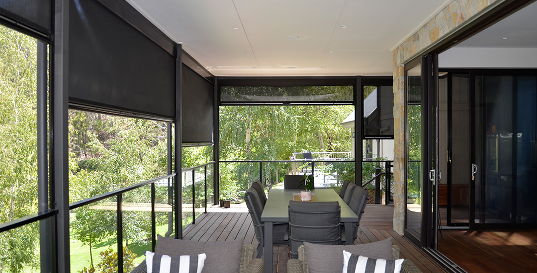 Windproof Blinds | Inviron Blinds Adelaide