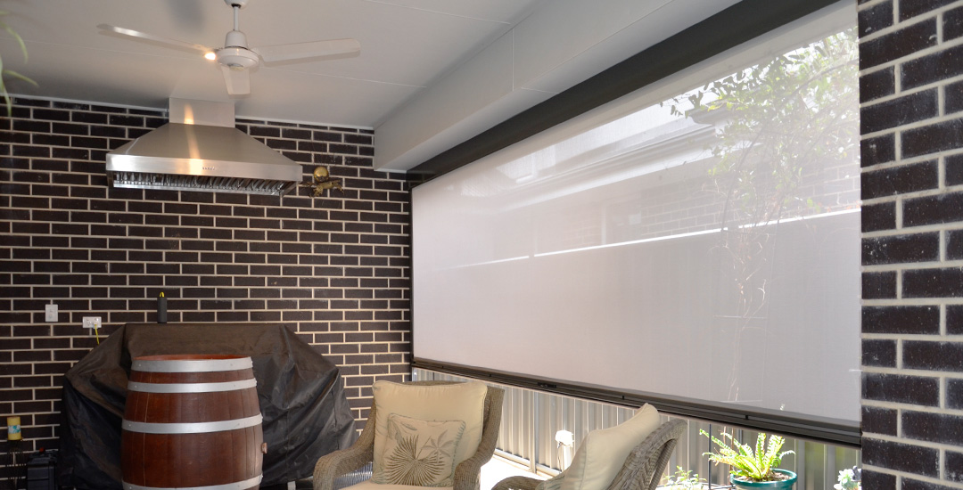 Outdoor Blinds Pelmet | Inviron Blinds Adelaide