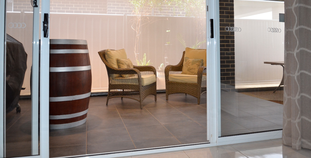 Outdoor Entertaining Area | Outdoor Blinds Adelaide