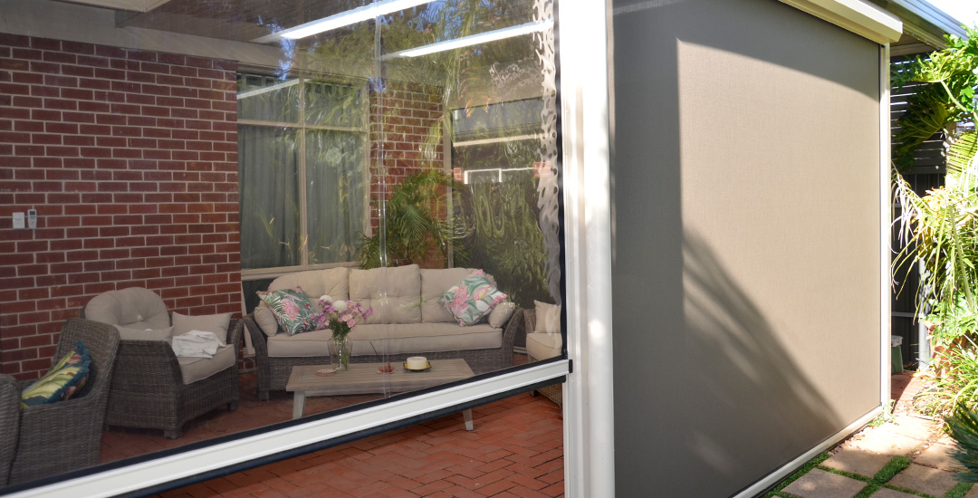 Ziptrak Blinds Adelaide | Outdoor Blinds