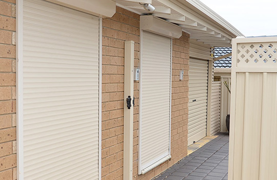 Security Shutters Adelaide